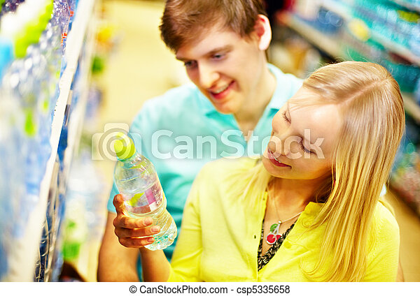 supermarkt - csp5335658