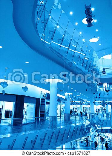 supermarkt - csp1571827