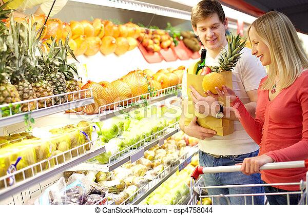 supermercato - csp4758044