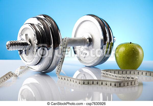 Suplemento de fitness - csp7630926