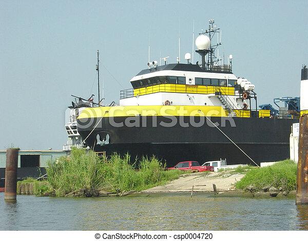 Supply Boat - csp0004720