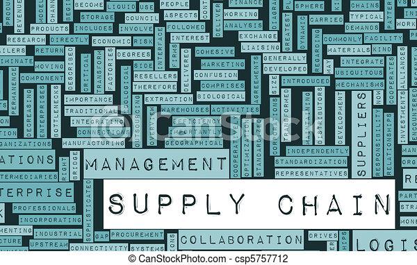 Supply Chain - csp5757712