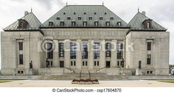Supreme Court of Canada - csp17604870