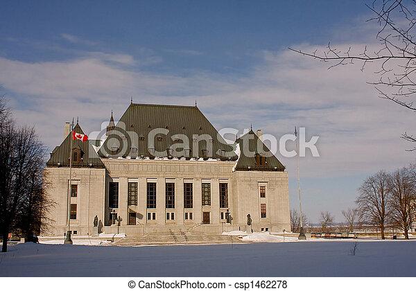 Supreme court of Canada - csp1462278