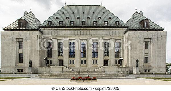 Supreme Court of Canada - csp24735025