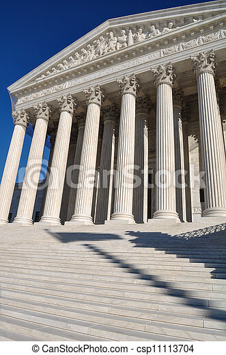Supreme Court of the United States - csp11113704