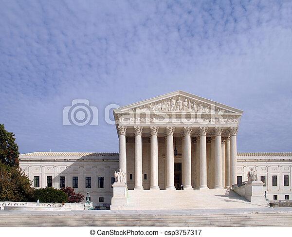 Supreme Court - csp3757317