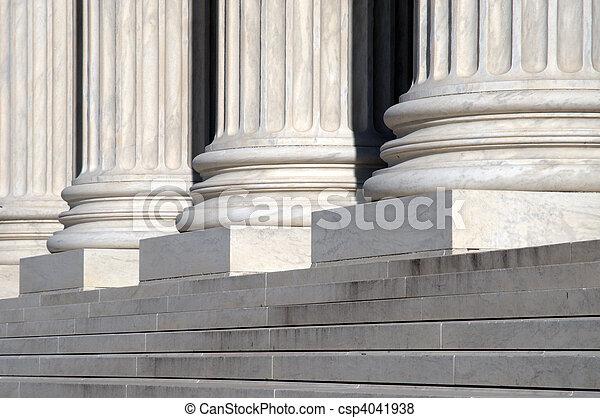 Supreme Court - csp4041938