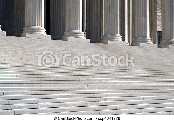 Supreme Court - csp4041726