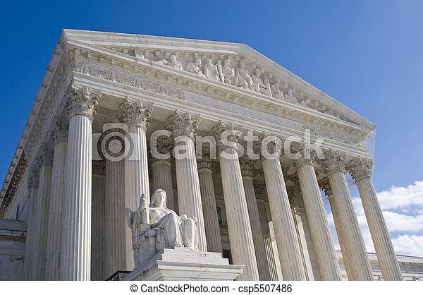 Supreme Court - csp5507486