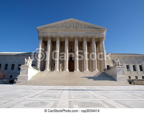 Supreme Court - csp3034414