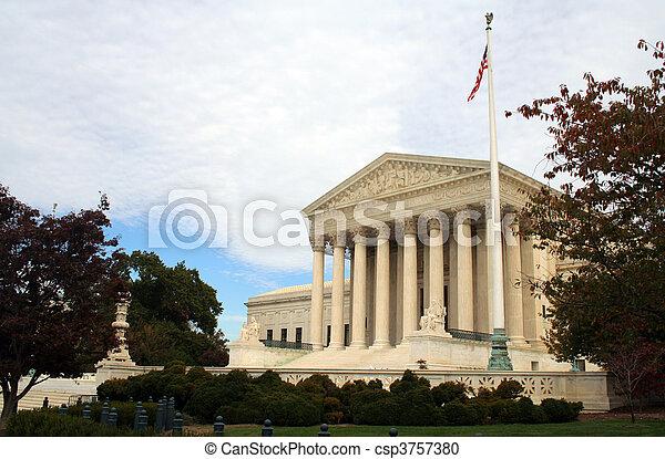 Supreme Court - csp3757380