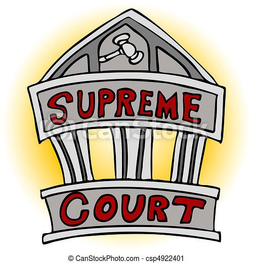 supreme court an image of the supreme court building Judge Clip Art Courtroom Clip Art