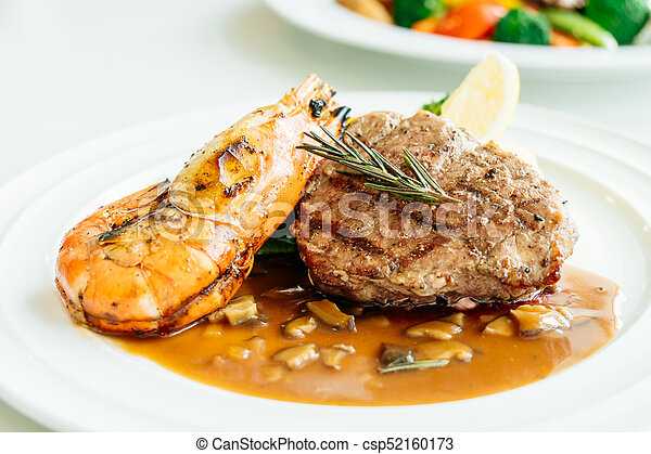 Surf and turf - csp52160173
