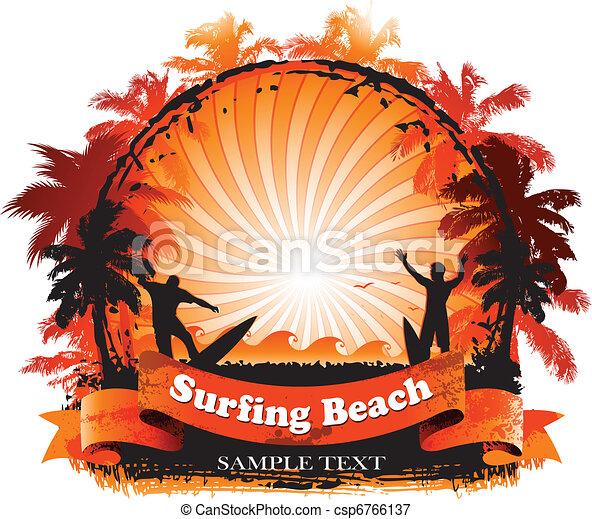 Surfeo - csp6766137