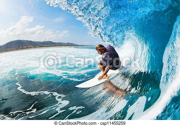Surfen - csp11455259