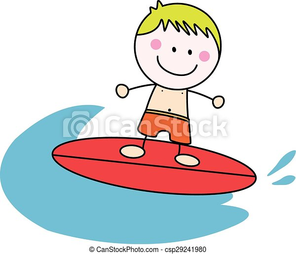 surfer boy vector search clip art illustration drawings and eps rh canstockphoto co uk surfing clipart surfer clip art free