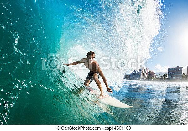 surfer - csp14561169