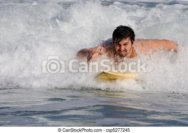 surfeur - csp5277245