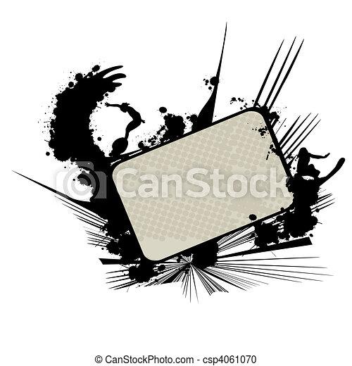 Surfing - csp4061070