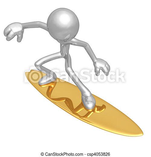 Surfing - csp4053826