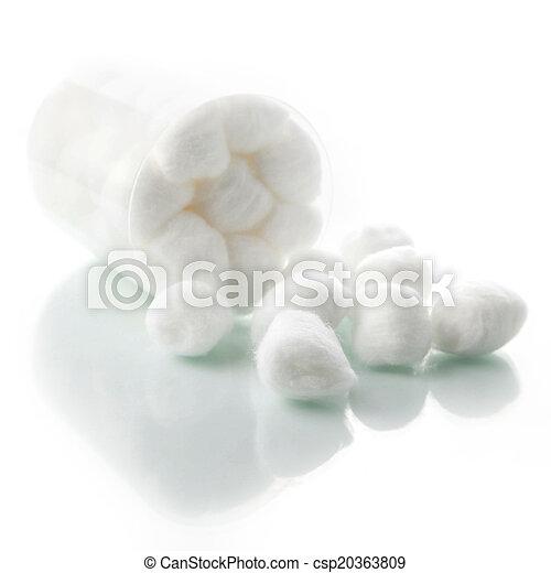 Surgical cotton - csp20363809