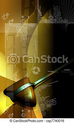 Surgical hammer - csp7740016
