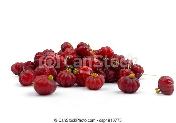 Surinam Cherry - csp4910775