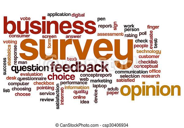 survey word