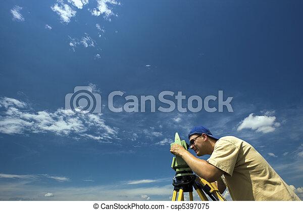 Surveying - csp5397075
