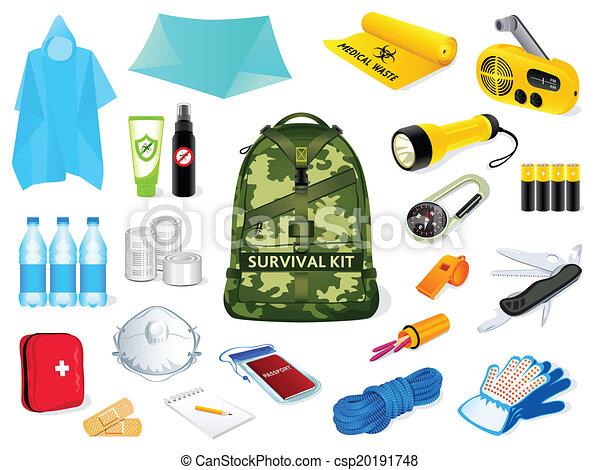 Survival kit - csp20191748