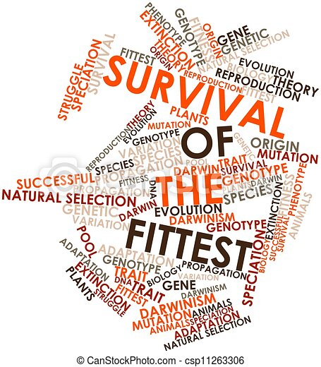an examination of the term survival of the fittest An examination of the term survival of the fittest pages 2 words 1,405 view full essay more essays like this: charles darwin, survival for the fittest, darwinian ideology, the origin of species not sure what i'd do without @kibin - alfredo alvarez, student @ miami university exactly what i needed - jenna kraig, student @ ucla.