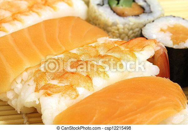 Sushi Assortment - csp12215498