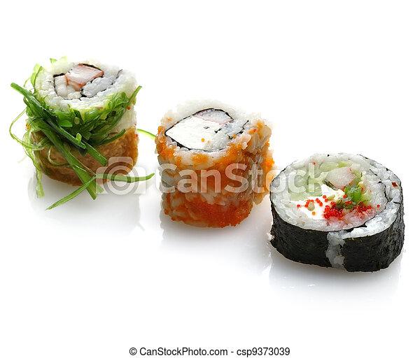 Sushi Assortment - csp9373039