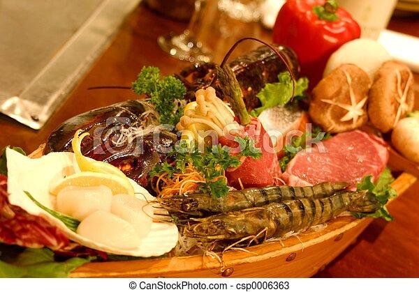 sushi, barca - csp0006363
