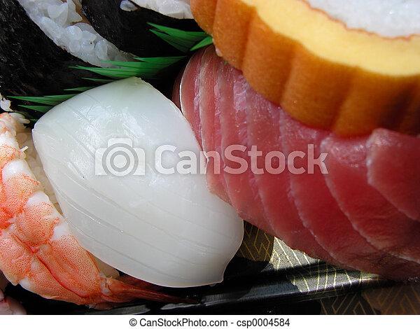 Sushi details - csp0004584