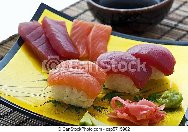 Sushi plate - csp5715902