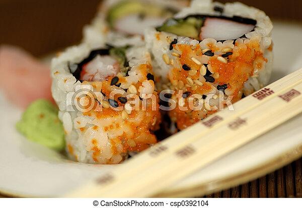Sushi - csp0392104