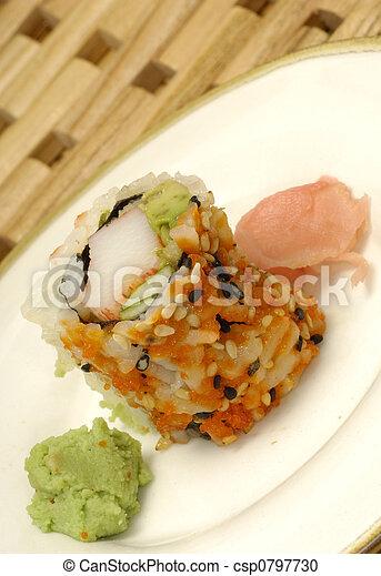 Sushi - csp0797730