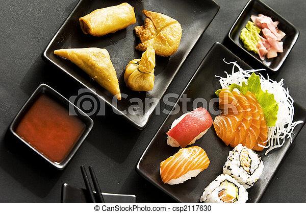 sushi - csp2117630