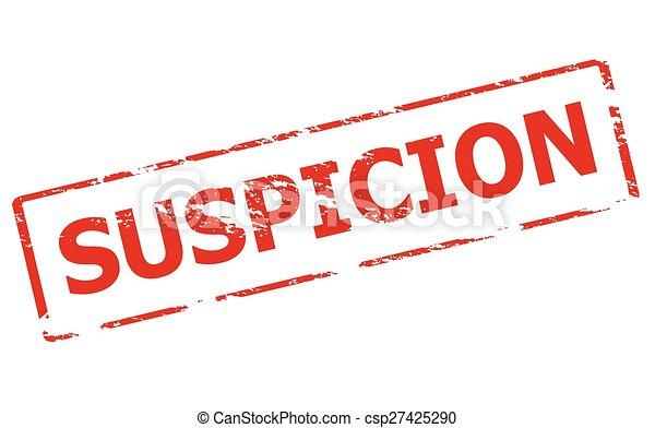 Suspicion - csp27425290
