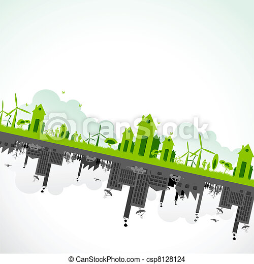 Sustainability of Earth - csp8128124