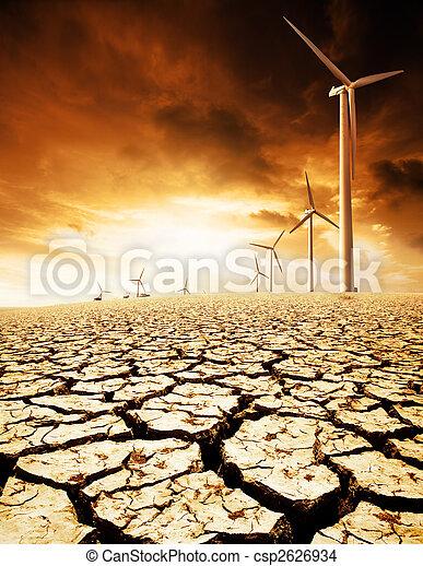 Sustainable Future - csp2626934