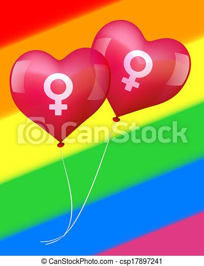 Två svarta lesbiska göra kärlek