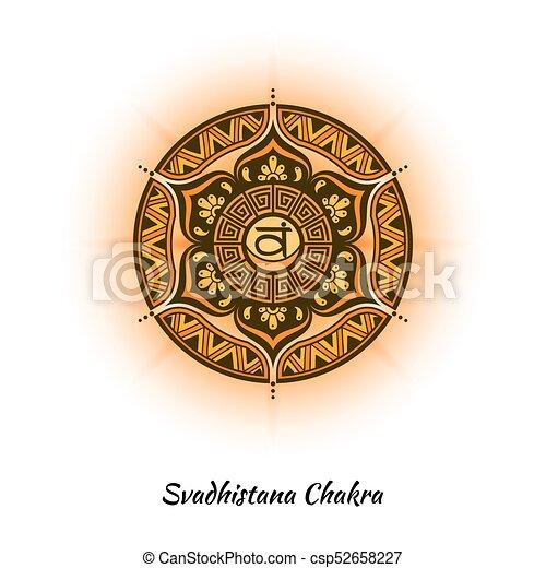 Svadhistana Chakra Design Svadhistana Chakra Symbol Used In