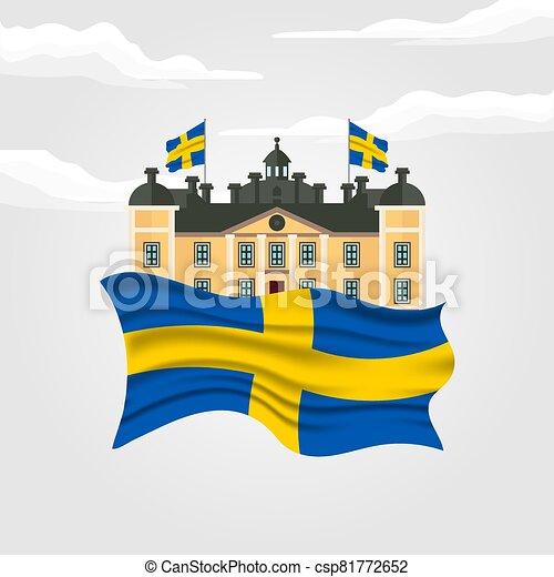 Sveriges Nationaldag Translate Sweden National Day Is The Sweden National Day And Republic Day Which Is Celebrated On 6 Canstock