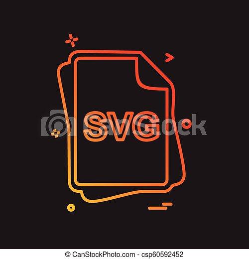 svg, vector, ontwerp, bestand, type, pictogram - csp60592452