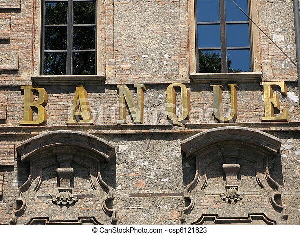 svizzero, banca - csp6121823