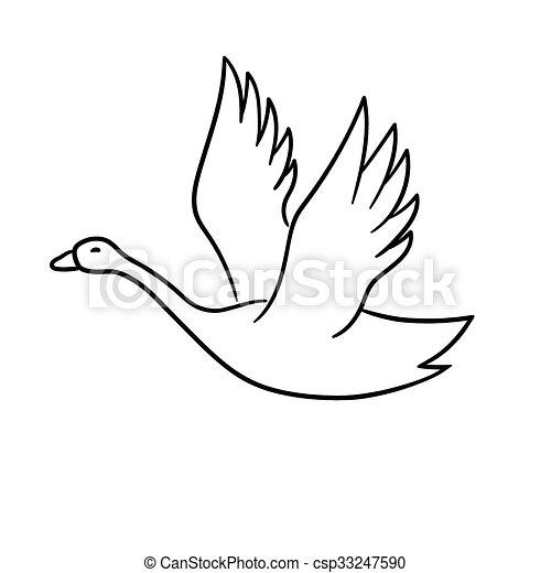 swan - csp33247590