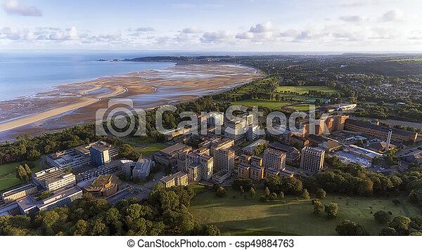 Swansea Bay University - csp49884763